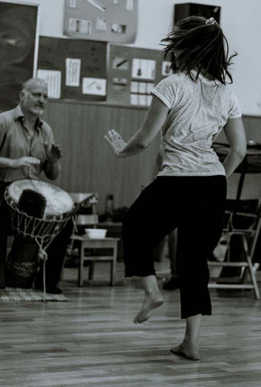 danse africaine Taoudanse genève valais