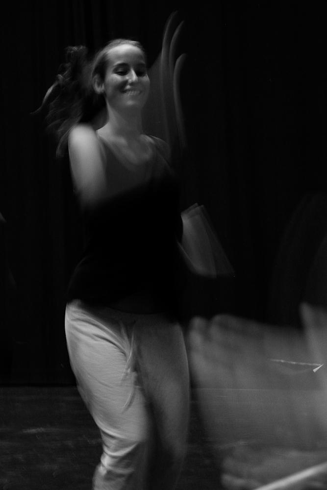 Danseuse TAOU